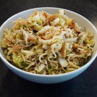 Chinakohlsalat Mit Mie Nudeln Von Sabri Ein Thermomix Rezept Aus
