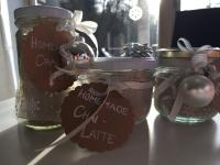 Chai Latte Pulver als Weihnachtsgeschenk