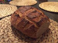 Im Römertopf gebacken
