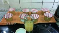 Apfel Zitronen Marmelade