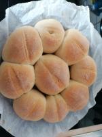 Morgenmuffel Brötchen heute gebacken