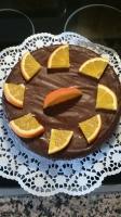 Variante Mandel-Orangenkuchen