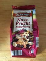 Nuss-Frucht Mischung Aldi