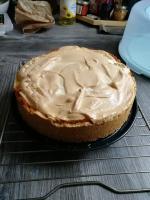 Pfirsich Kuchen
