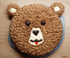 Bärchen-Torte
