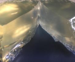 Götterspeise/Wackelpudding aus Gummibärchen
