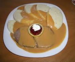 Original böhmische Knödel