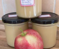 Apfel-Marzipan-Amaretto Marmelade