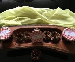 Heidelbeer-Kirsch Marmelade