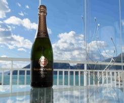 Cava/Champagner-Sauce für Fisch