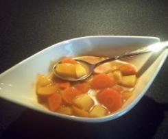 Kartoffel-Paprika-Curry (WW-tauglich / Varoma)