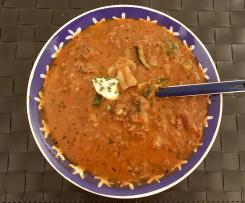 Hack-Gemüse-Suppe für die Stoffwechselkur