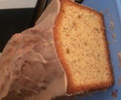 Marzipan-Mohn-Kuchen