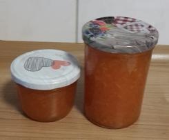 Papaya-Ananas Marmelade