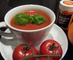 Fruchtige Tomaten-Orangensuppe