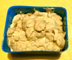 Curry-Datteldip ohne Käse