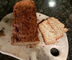 Vital Brot (mit türkischem Joghurt)