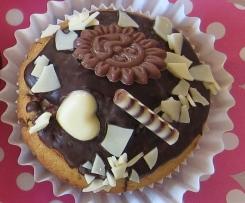 Schokoladenmuffins mit Zimt (TM 5)