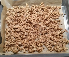 Low-Carb Knusper-Müsli