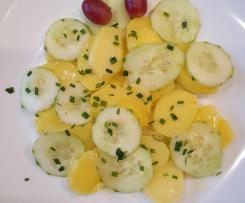 Gerrys schneller Kartoffelsalat