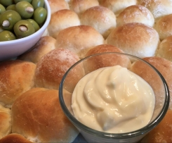 "Olla´s ""Pan e Aioli"" - Brot mit Aioli wie in Spanien"