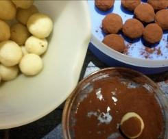 Fruktosearme Marzipankartoffeln