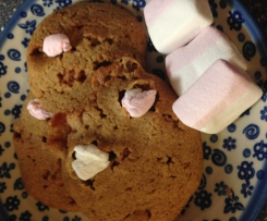 Marshmallow-Cookies