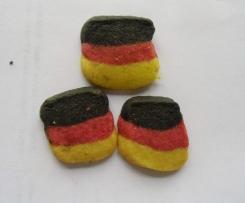 WM Deutschland Kekse