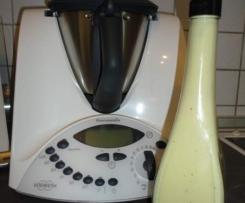 Salatdressing 0,7L.-Vorrat  (Rezept des Tages 27.12.14)