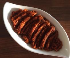Türkischer Brotaufstrich - Acuka