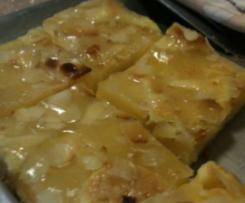 Schneller Ananasblechkuchen