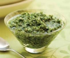 Pesto mit Rucola