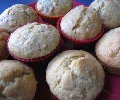 Muffins mit Mandelstückchen