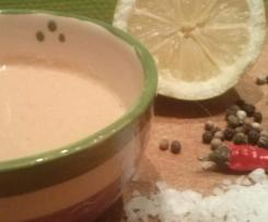Satésauce/ mild-würzige Erdnusssauce
