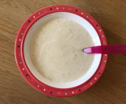 Baby-Abendbrei mit Pre-Milch