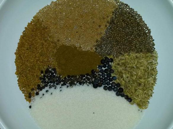 Currypulver Von Meinesvenja Von Kani78 Ein Thermomix Rezept Aus