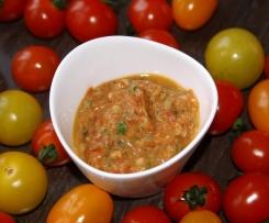 Tomatensalat-Dressing