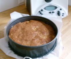 Apfelkuchen à la Moni