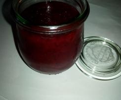 Zwetschgen Mohn Marmelade
