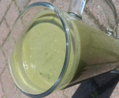 The Hulk - an extraordinary green smoothie