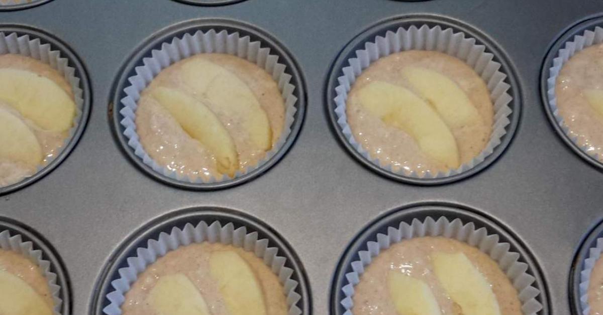 schnelle apfel zimt muffins mit joghurt auch ohne zucker lecker von carolin 25 ein thermomix. Black Bedroom Furniture Sets. Home Design Ideas
