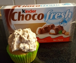 Choco Fresh CupCake