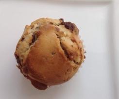 Karamell Toffiffee Muffin