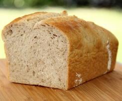 Weltbestes Dinkel Toast Brot