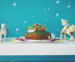 Feenkuchen (Rührkuchen)