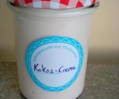 Kokos-Creme