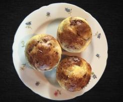 Schoko-Cheesecake Muffins