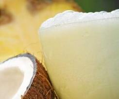 Exotischer Cocos-Ananas-Smoothie