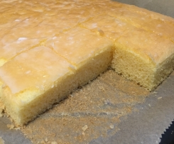 Variation Zitronenkuchen Ruck-zuck - GLUTENFREI