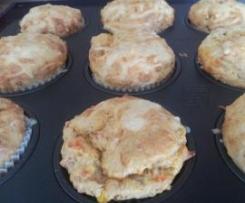 Pikante Gemüse-Muffins
